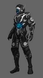 AM-1 suit