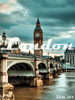 London Wallpaper Mobile Edition By ZackJay12