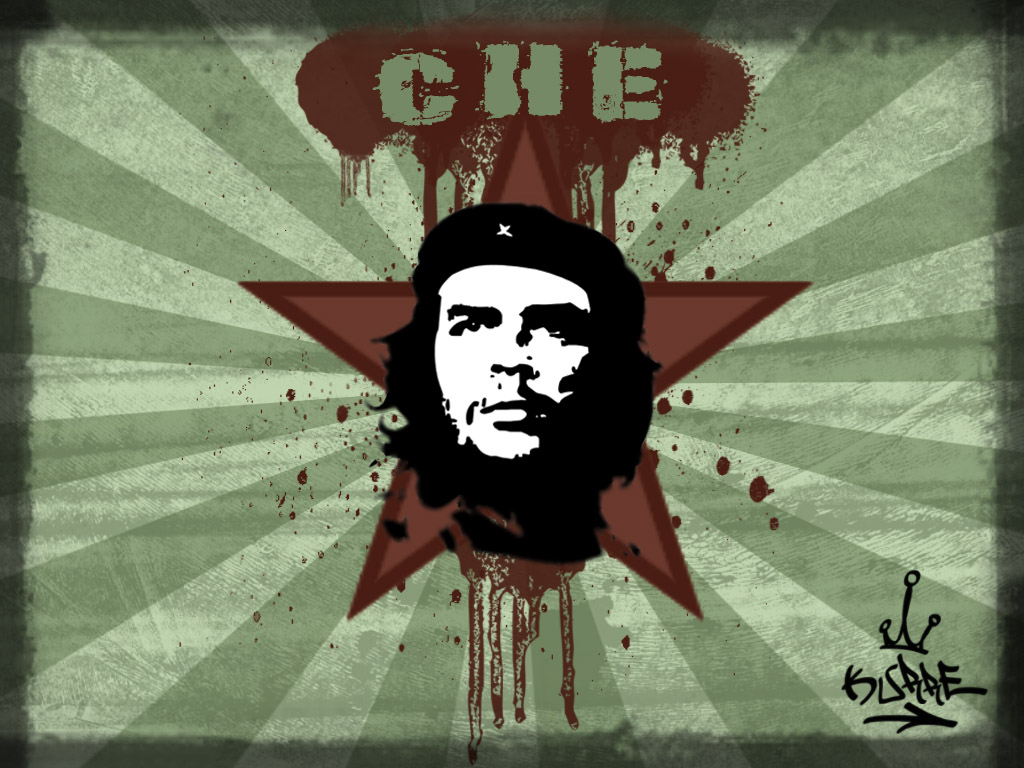 Che Guevara - wallpaper by Kushtrim