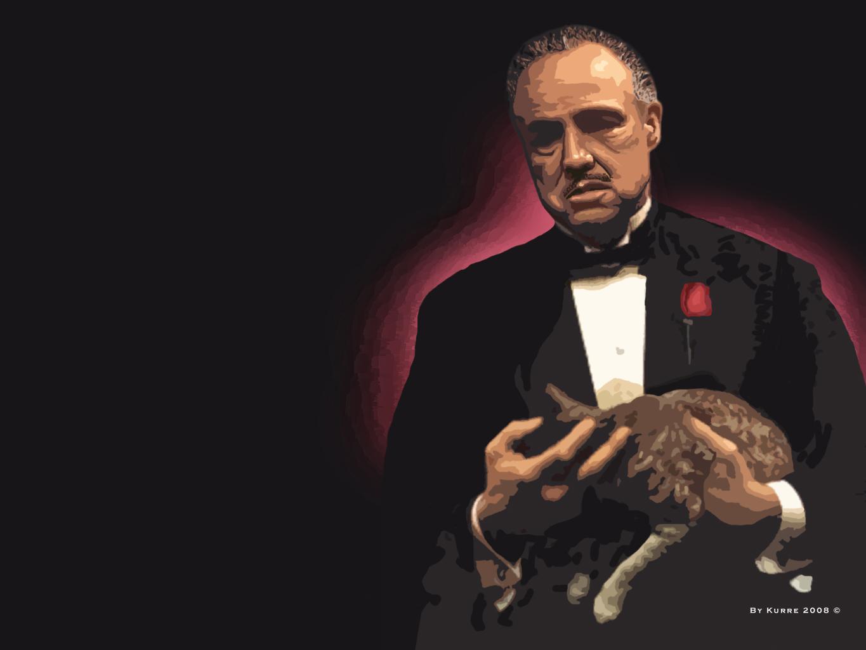 Don Corleone Wallpaper by Kushtrim on DeviantArt