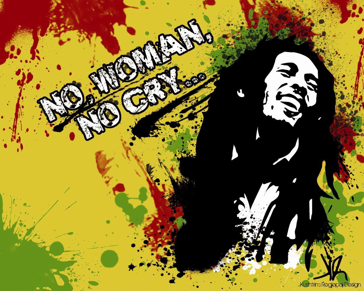 Bob Marley Wallpaper v.2 by ~Kushtrim on deviantART