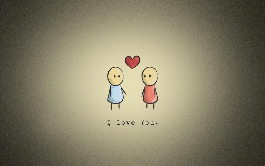love you wallpaper: