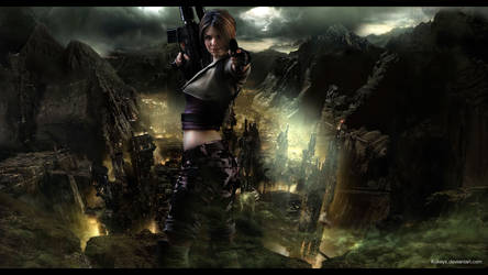 Resident Evil :Operation Raccoon City - Party Girl