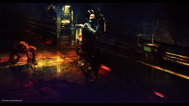 Resident evil: Operation Raccoon City - Four-eyes