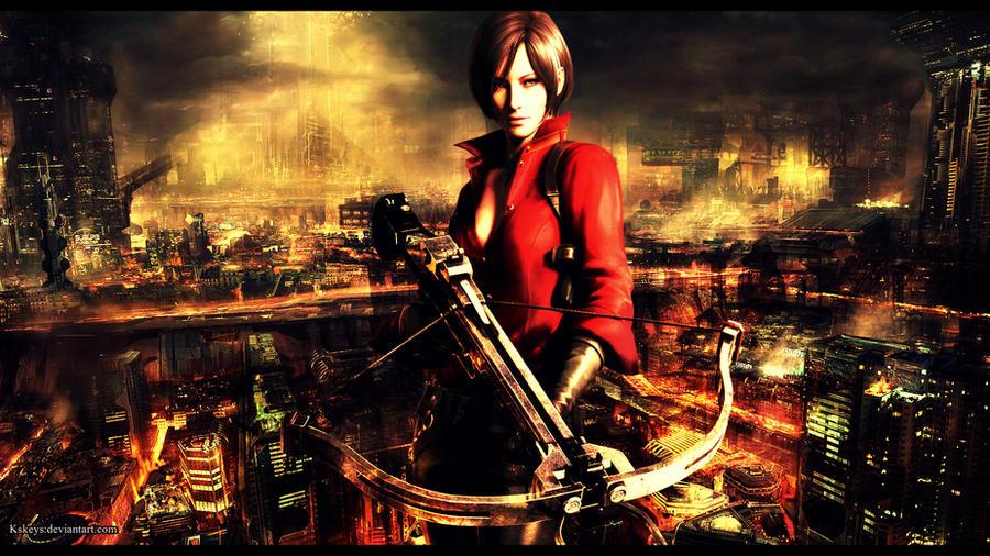Ada Wong - Resident evil 6 by Kskeys