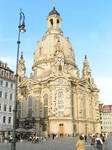 Frauenkirche Dresden by MCRfreak0815
