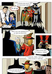 A typical night at Gotham