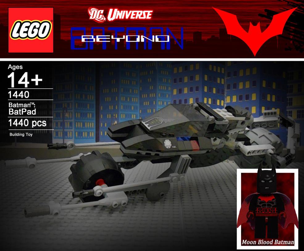 Batman Beyond Lego Sets *NEW* Lego BatPod with...