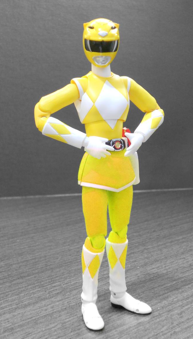 Gokai Yellow Zyuranger form Custom by hk-1440