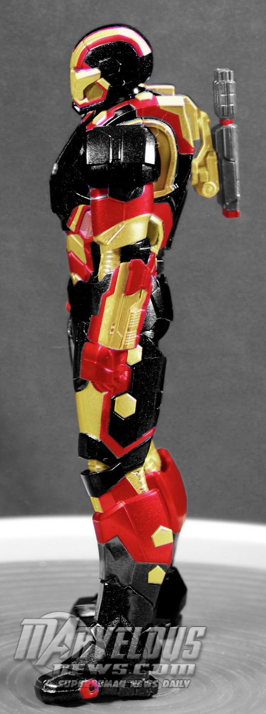 Custom SH Figuart Iron Blood Left side by hk-1440