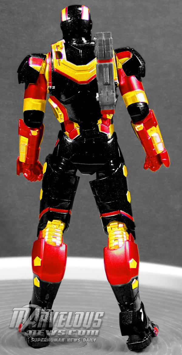 Custom SH Figuart Iron Blood Back by hk-1440