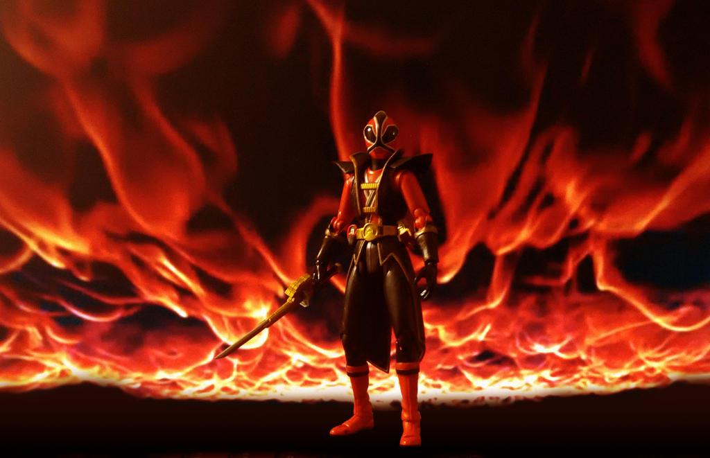 Gedou Shinken Red by hk-1440