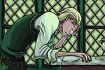 Draco's Distress