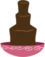 Chocolate Fountain by pageturner1988
