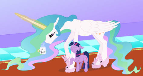 Bri-sta's Not a Morning Pony