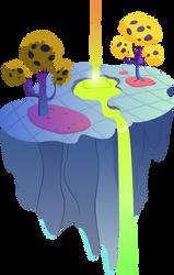 Discord's World - Colorpool Isle