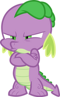 Spike The Hilarious by pageturner1988