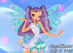 Cure Milky Rose as a Aisha butterflix