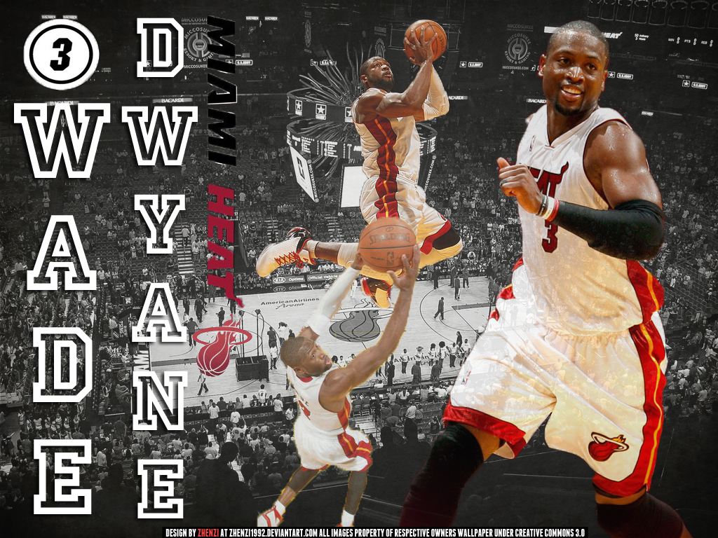 Dwyane Wade This Is My House by zhenzi1992 on DeviantArt
