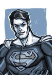 Superman Warm Up