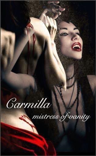 Carmilla by Tasteofbloodwine
