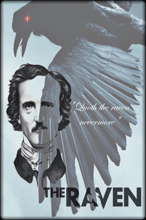 Edgar Allen Poe's, The Raven-1 by Tasteofbloodwine