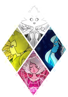 The Great Diamond Authority by GlassyColors