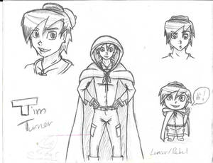 Timmy (1st attempt)