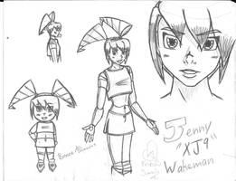 Jenny (1st attempted)