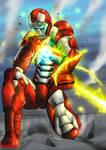Iron Man Silver Centurion 2