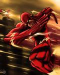 The Flash by DarroldHansen