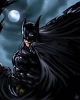 Batman by DarroldHansen