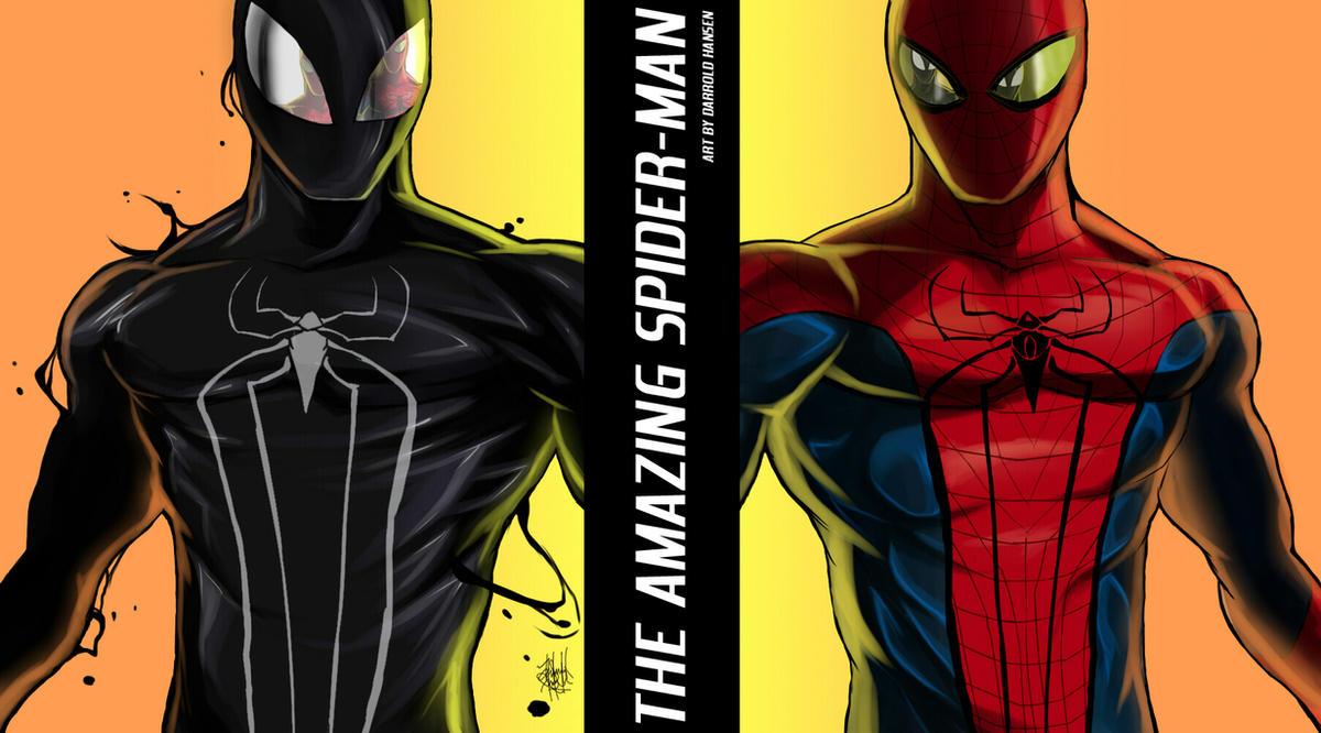 The Amazing Spider-Man by DarroldHansen on DeviantArt