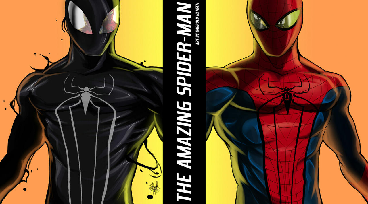 The Amazing Spider-Man by DarroldHansen on DeviantArt