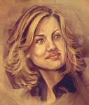 Sarah Walker by DarroldHansen