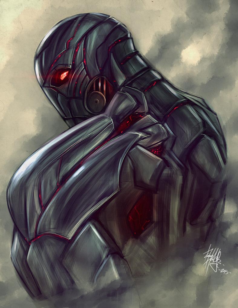 Ultron by DarroldHansen