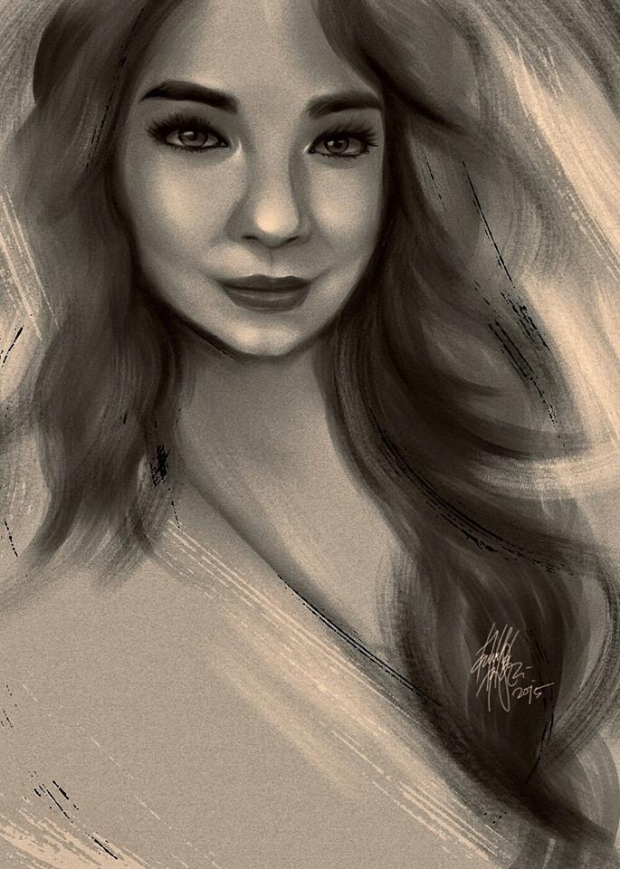 Nora by DarroldHansen