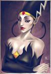 Commission - Celeste Slyra by DarroldHansen