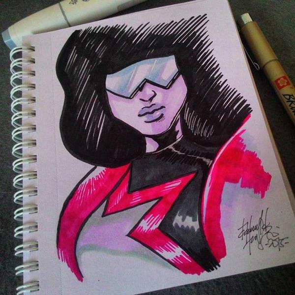 Steven Universe - Garnet by DarroldHansen