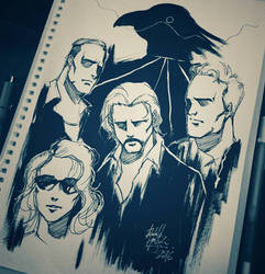True Detective by DarroldHansen