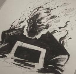 Ghost Rider by DarroldHansen