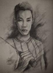 Lee Chong Wei by DarroldHansen