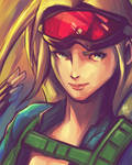 Cammy Battle Outfit