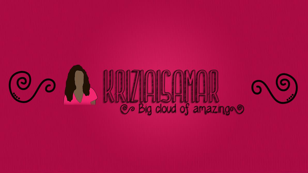 Youtube Channel Art Sample 2 by KrizWiz0303 on DeviantArt