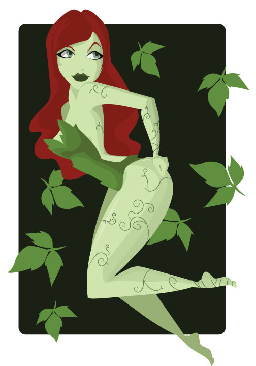 Poison Ivy by KCretcher