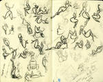 Sketch Page 2 Poses