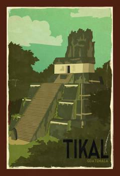 Maya Class Final Project Tikal