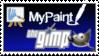 MyPaint + GIMP Stamp by Itzcuauhtli