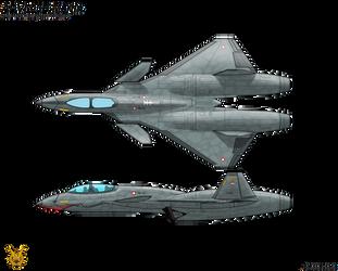 ADVi-03B 'Komodo' by slowusaurus