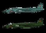 Yak-141M Freestyle [Drakonian Colors]